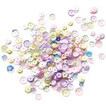 Neat And Tangled - Sequins Mix - Fairy Garden