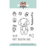 Neat and Tangled - Clear Acrylic Stamps - Puppy's Favorite Things