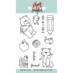 Neat and Tangled - Clear Acrylic Stamps - Schoolhouse