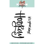 Neat and Tangled - Clear Acrylic Stamps - Hooray