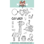 Neat and Tangled - Clear Acrylic Stamps - Wild Ones