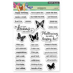 Penny Black - Clear Acrylic Stamps - Snippets