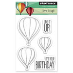 Penny Black - Clear Acrylic Stamps - Live It Up