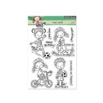 Penny Black - Clear Photopolymer Stamps - Way Cool