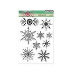 Penny Black - Christmas - Clear Acrylic Stamps - Soft Grace