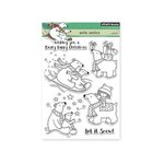 Penny Black - Christmas - Clear Acrylic Stamps - Arctic Antics