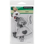 Penny Black - Clear Acrylic Stamps - XOXO