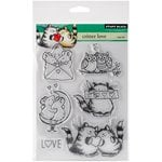 Penny Black - Clear Acrylic Stamps - Critter Love