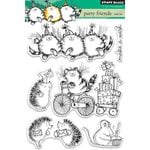Penny Black - Clear Photopolymer Stamps - Party Friends
