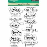 Penny Black - Clear Photopolymer Stamps - Special Thoughts