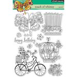 Penny Black - Clear Acrylic Stamps - Touch Of Whimsy