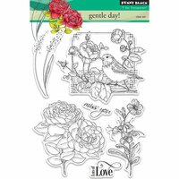 Penny Black - Clear Photopolymer Stamps - Gentle Day