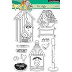 Penny Black - Clear Acrylic Stamps - Fly High