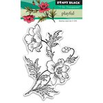 Penny Black - Clear Acrylic Stamps - Playful