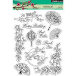 Penny Black - Clear Acrylic Stamps - Oriental