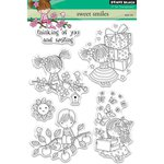 Penny Black - Clear Acrylic Stamps - Sweet Smiles