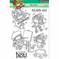 Penny Black - Clear Photopolymer Stamps - The Best