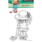 Penny Black - Clear Acrylic Stamps - Big Shoes