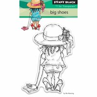 Penny Black - Clear Photopolymer Stamps - Big Shoes