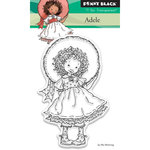 Penny Black - Clear Acrylic Stamps - Adele