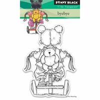 Penny Black - Clear Photopolymer Stamps - Bye Bye