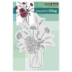 Penny Black - Cling Mounted Rubber Stamps - Fragrant