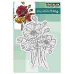Penny Black - Cling Mounted Rubber Stamps - Fresh