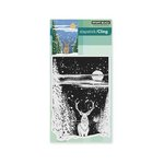 Penny Black - Cling Mounted Rubber Stamps - Sentinel
