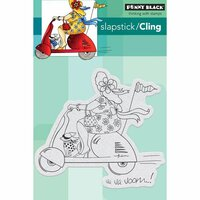Penny Black - Cling Mounted Rubber Stamps - Va Voom