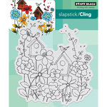 Penny Black - Cling Mounted Rubber Stamps - Good Neighbors