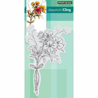 Penny Black - Cling Mounted Rubber Stamps - Elegance In Motion