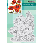Penny Black - Cling Mounted Rubber Stamps - Poppy Gems