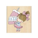 Penny Black - Wood Mounted Rubber Stamps - Cupcake Mimi