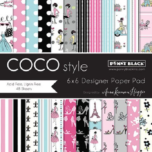 Image result for penny black coco style paper pad