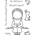 My Favorite Things - Pure Innocence - Clear Acrylic Stamps - Spring Friends