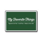 My Favorite Things - Pigment Ink Pad - Elf Green