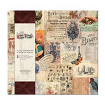 DoCrafts - Papermania - Madame Payrauds Collection - 12 x 12 Postbound Album