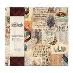 DoCrafts - Papermania - Madame Payrauds Collection - 12 x 12 Postbound Album