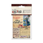 DoCrafts - Papermania - Madame Payrauds Collection - Memory Pockets