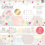 Docrafts - Papermania - Capsule Collection - Geometric Neon - 12 x 12 Paper Pack