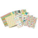 October Afternoon - Midway Collection - 12 x 12 Collection Kit