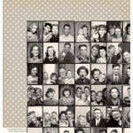 October Afternoon - Midway Collection - 12 x 12 Double Sided Paper - Photo Booth