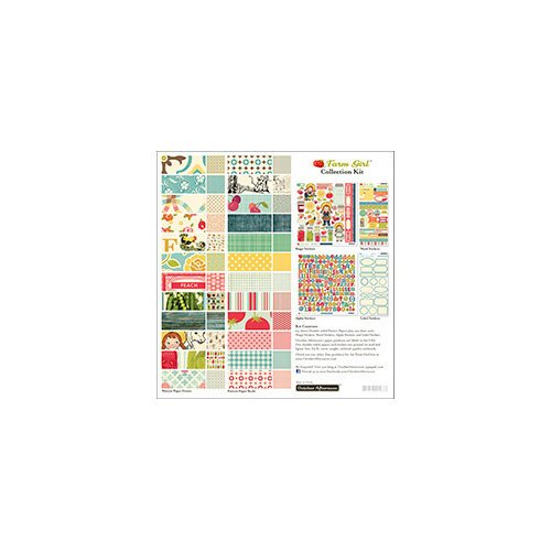 October Afternoon - Farm Girl Collection - 12 x 12 Collection Kit