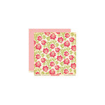 October Afternoon - Woodland Collection - 12 x 12 Double Sided Paper - Crab Apple Orchard