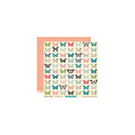 October Afternoon - Woodland Collection - 12 x 12 Double Sided Paper - Huckleberry Hill