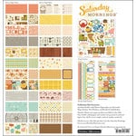 October Afternoon- Saturday Mornings Collection - 12 x 12 Collection Kit
