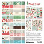 October Afternoon - Under the Tree Collection - Christmas - 12 x 12 Collection Kit