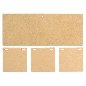 Kaisercraft - Beyond the Page Collection - Hanging Keepsake