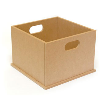 Kaisercraft - Beyond the Page Collection - Storage Crate