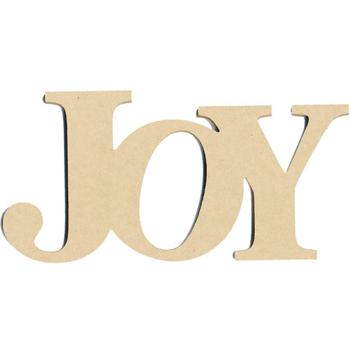 Kaisercraft - Beyond the Page Collection - Christmas - Joy Monologue